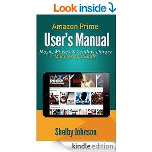 amazon prime manual for prime membership