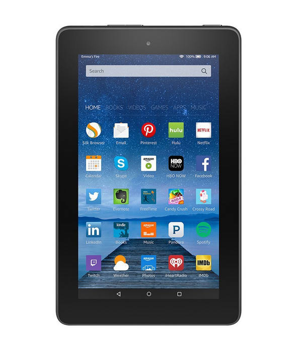 new amazon fire tablet 2015
